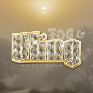 Fog & Bling [CD]