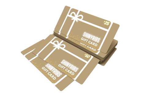 Shinyribs Gift Card