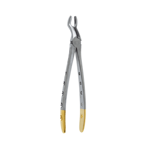 Dental Extraction Forceps F-6 WIDE Beak Upper 3rd Molars -Wisdoms Teeth