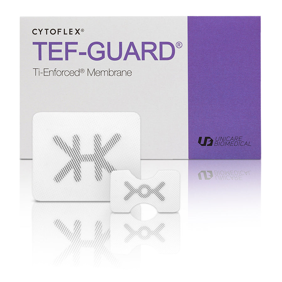Cytoflex Ti-Enforced Tef Guard - 12mm x 24mm -1 Pack