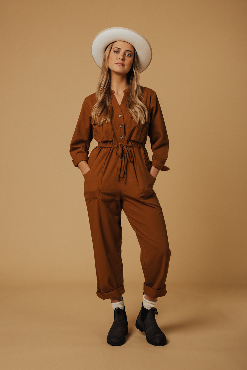 Dallas Jumpsuit