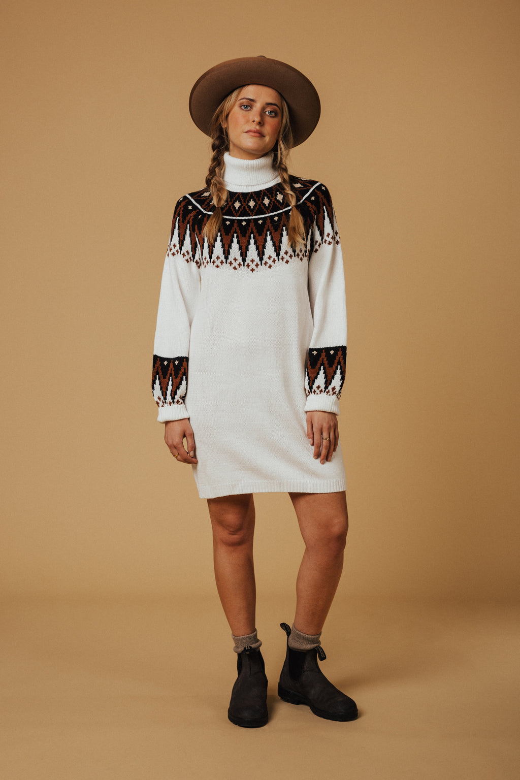 Noah Knitted Dress