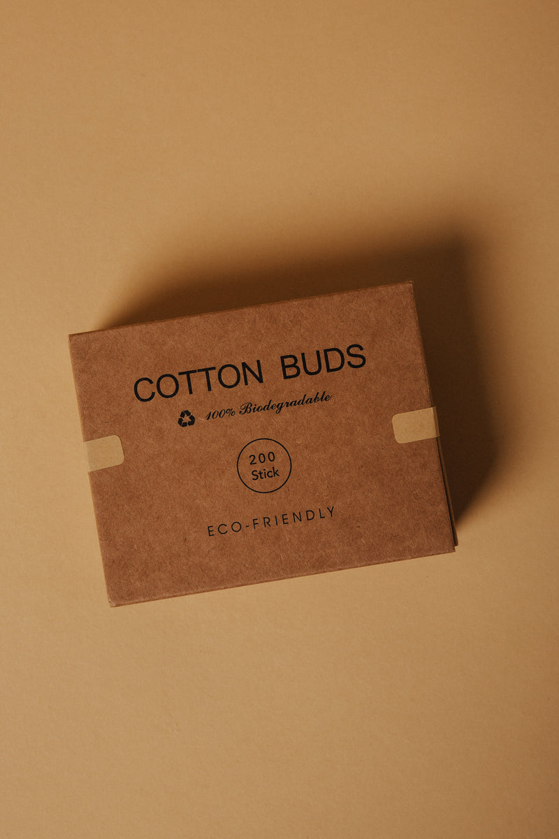Eco Bamboo Cotton Buds