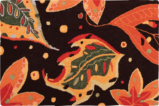 Autumn Leaves Accent Rug - Premier Home & Gifts