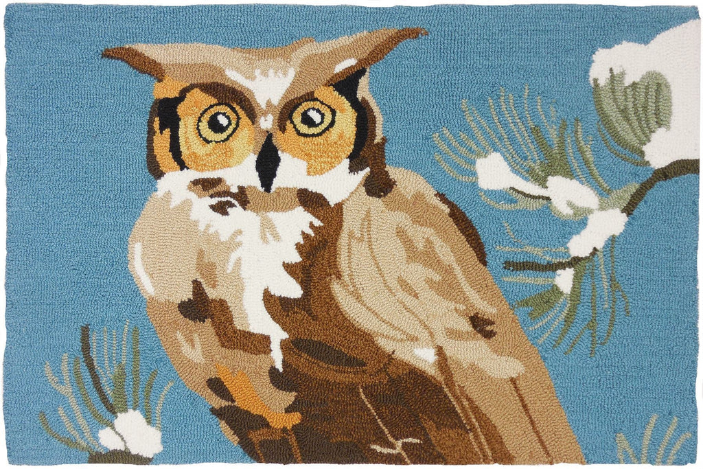 Woodland Owl Accent Rug - Premier Home & Gifts