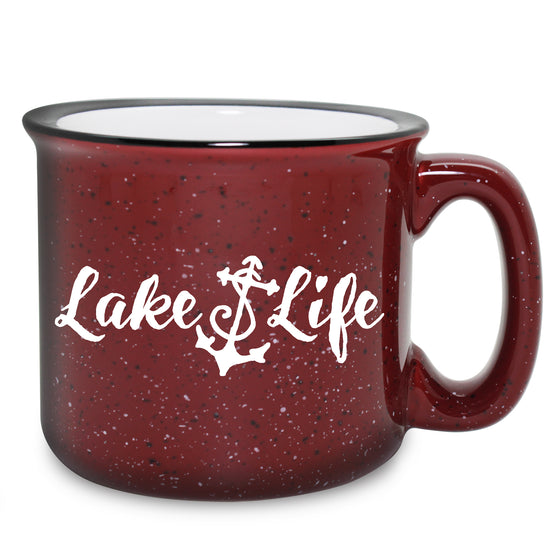 Lake Life Camping Mugs - Lake House Gifts - Gifts for the Lake Home