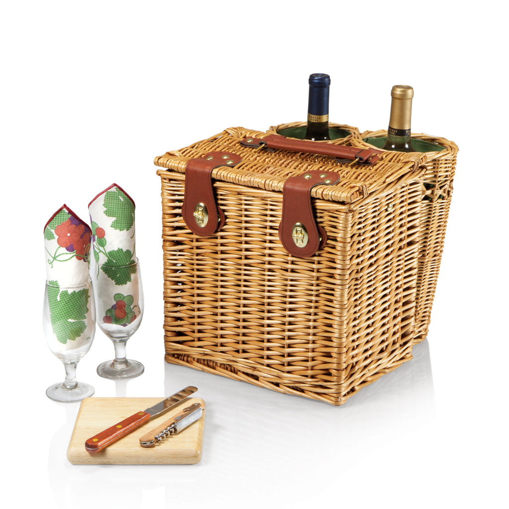 Vino Wine Basket