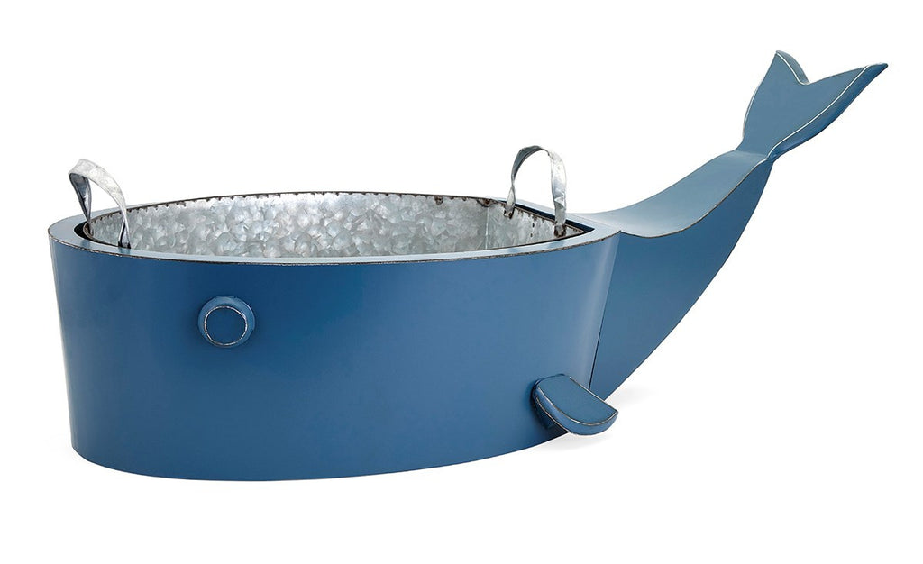 Ocean Whale Beverage Tub - Drink Tub Party Ice Bucket