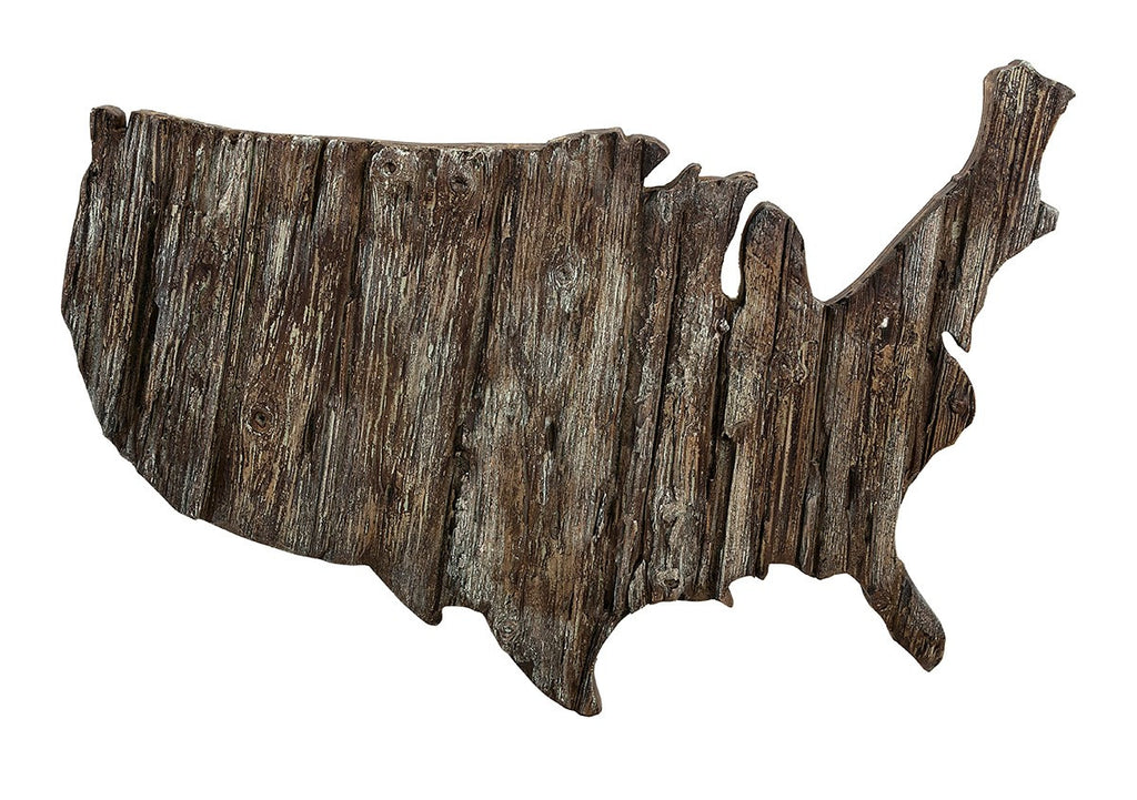 United States Wall Decor - State Patriotic Wall Art