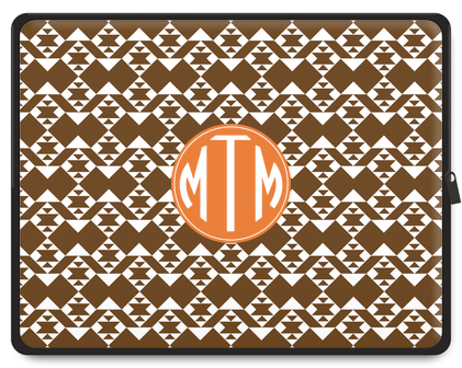 Tribal Monogram Tablet Case - Ark