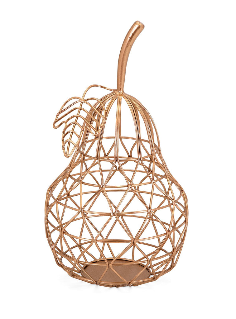 Cucina Copper Wire Pear - Kitchen Decor Home Accents