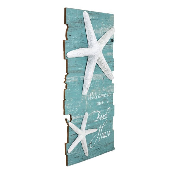 Star Fish Wall Decor - Beach House Wall Art