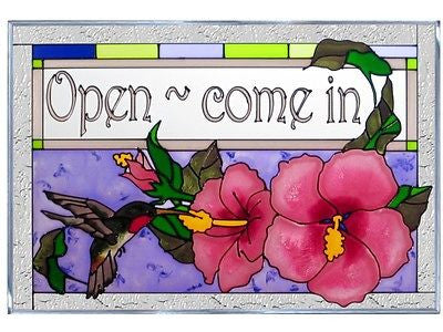 Open - Come In
