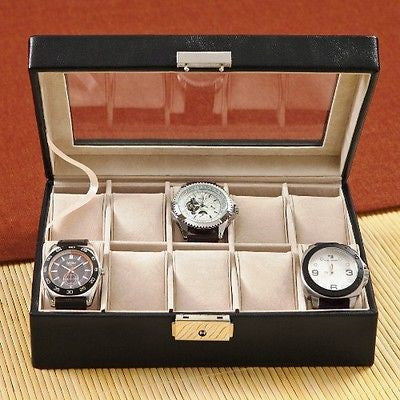 Leather Watch Case