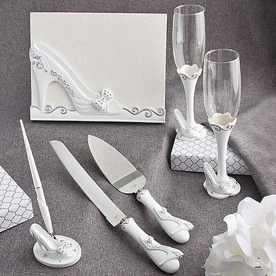 Fairy Tale Design Wedding Reception Set