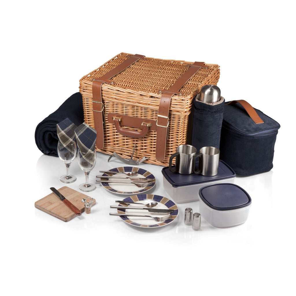 Canterbury Picnic Basket - Premier Home & Gifts