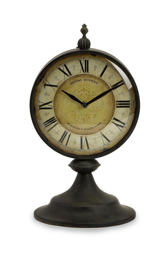 Rue de L'eglise Paris Clock - Premier Home & Gifts