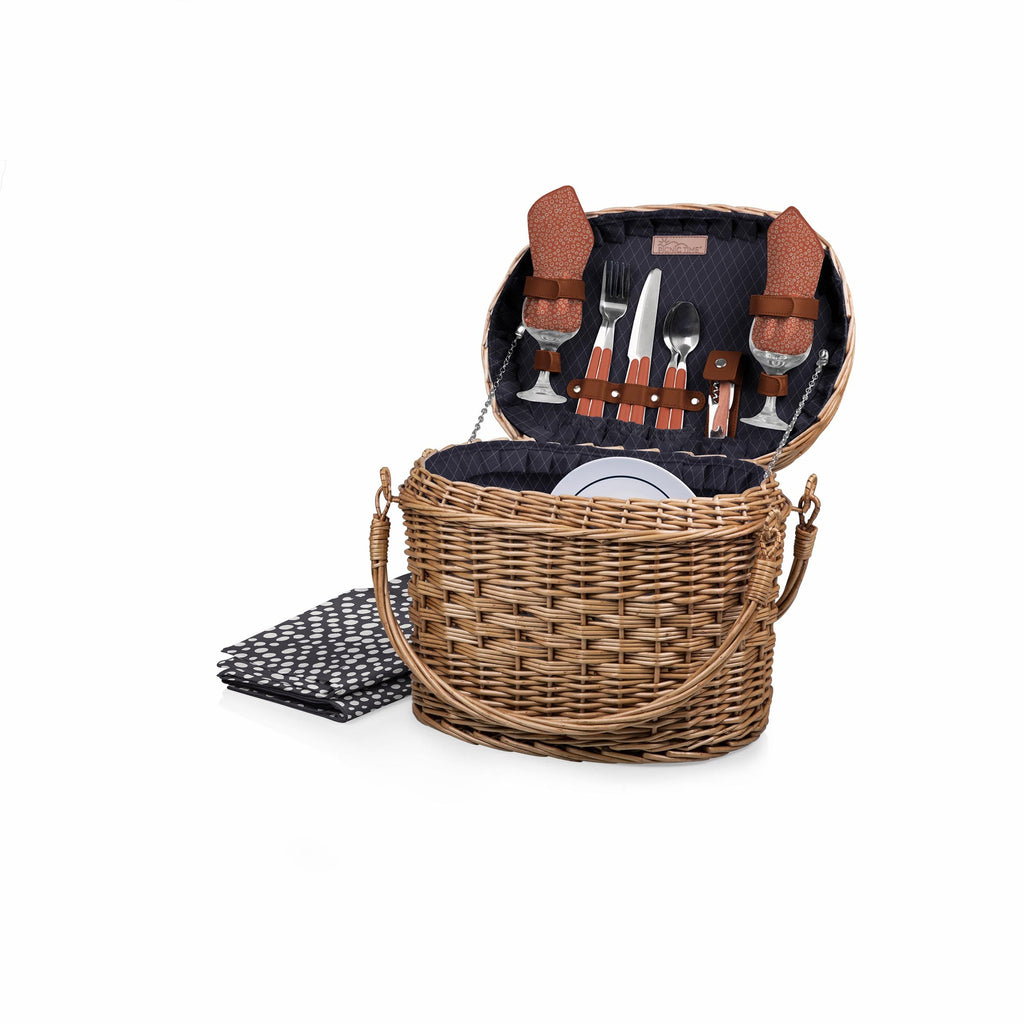 Romance Picnic Basket - Adeline | Premier Home & Gifts