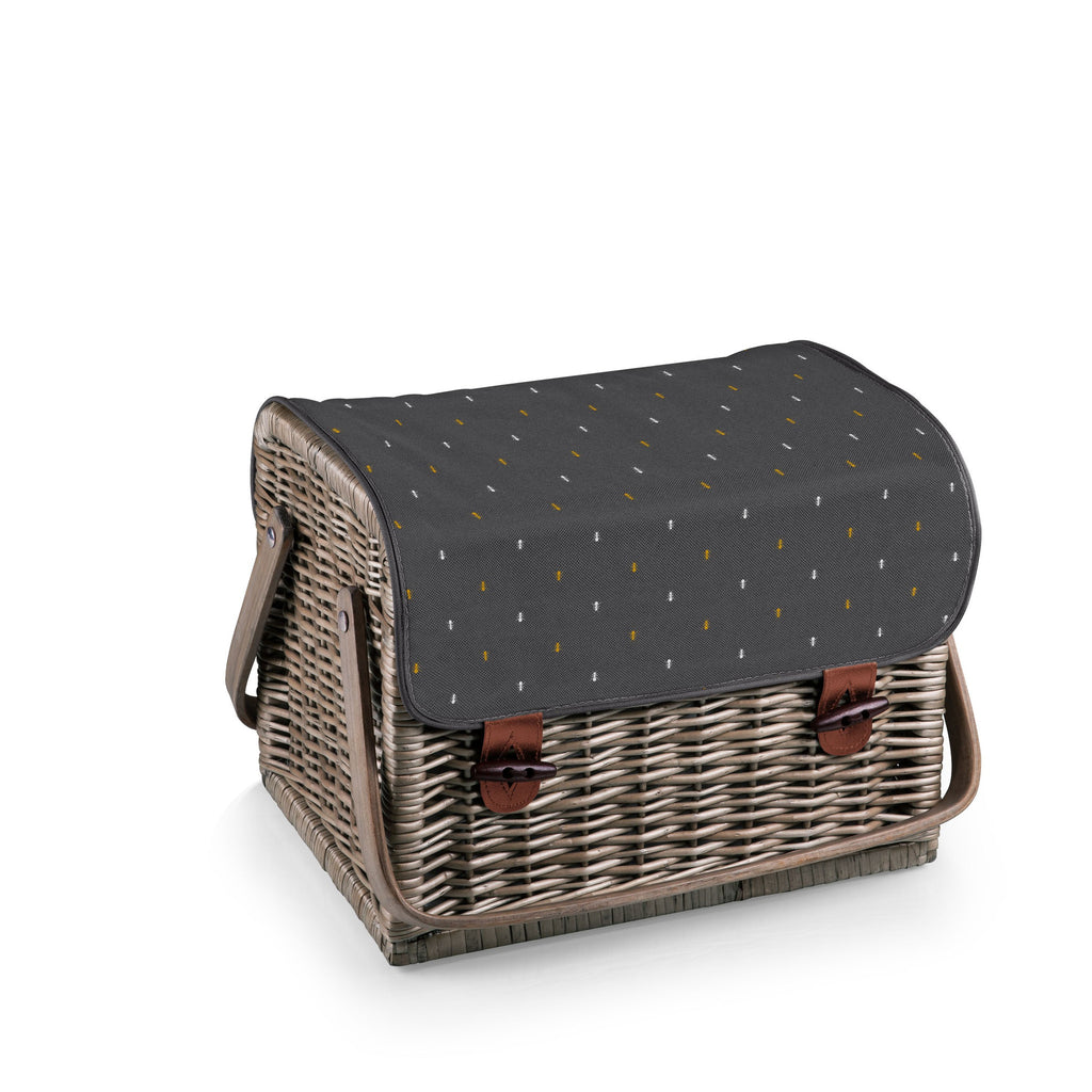 Kabrio Wine and Cheese Picnic Basket - Anthology | Premier Home & Gifts