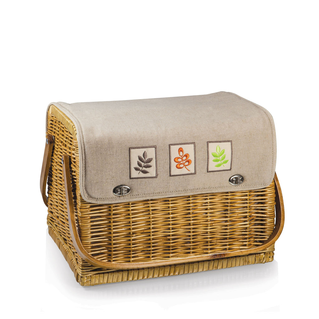 Kabrio Wine and Cheese Picnic Basket - Botanica | Premier Home & Gifts