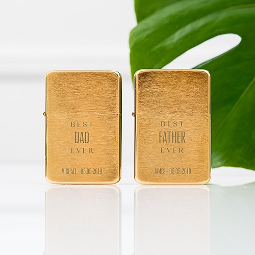 Classic Lighter Best Ever ~ Personalized Gifts for Men