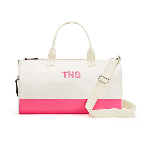 Canvas Tote Bag - Pink Passion