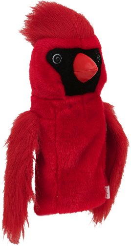 Cardinal Golf Head Cover - Golf Gifts - Premier Home & Gifts