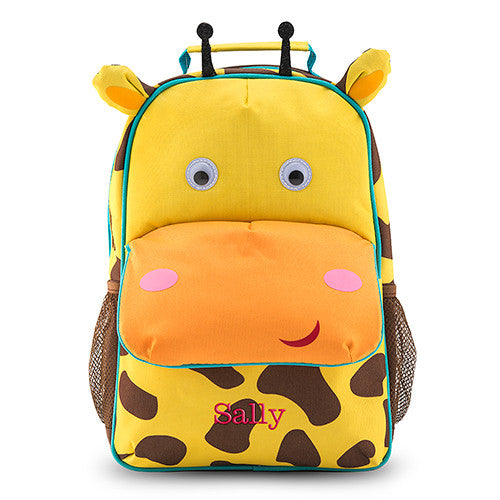 Giraffe Personalized Kids Backpack - Premier Home & Gifts