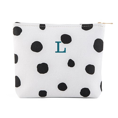 Dottie Cosmetic Bag - Personalized Makeup Bag