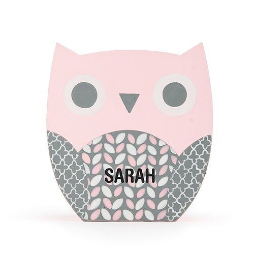 Owl Coin Bank - Personalized Gifts for Girls