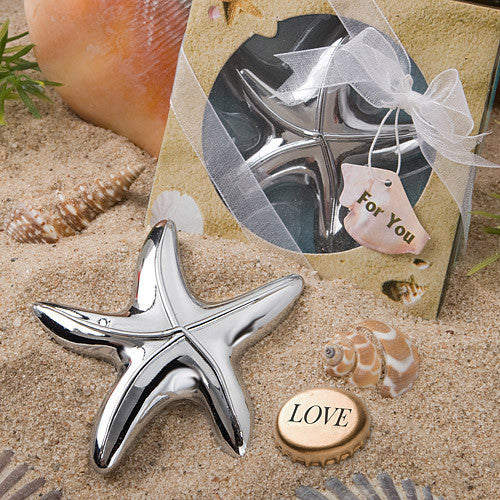 Starfish Bottle Openers