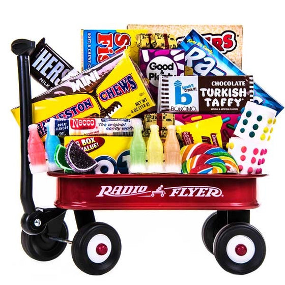 Radio Flyer Wagon - Retro Candy