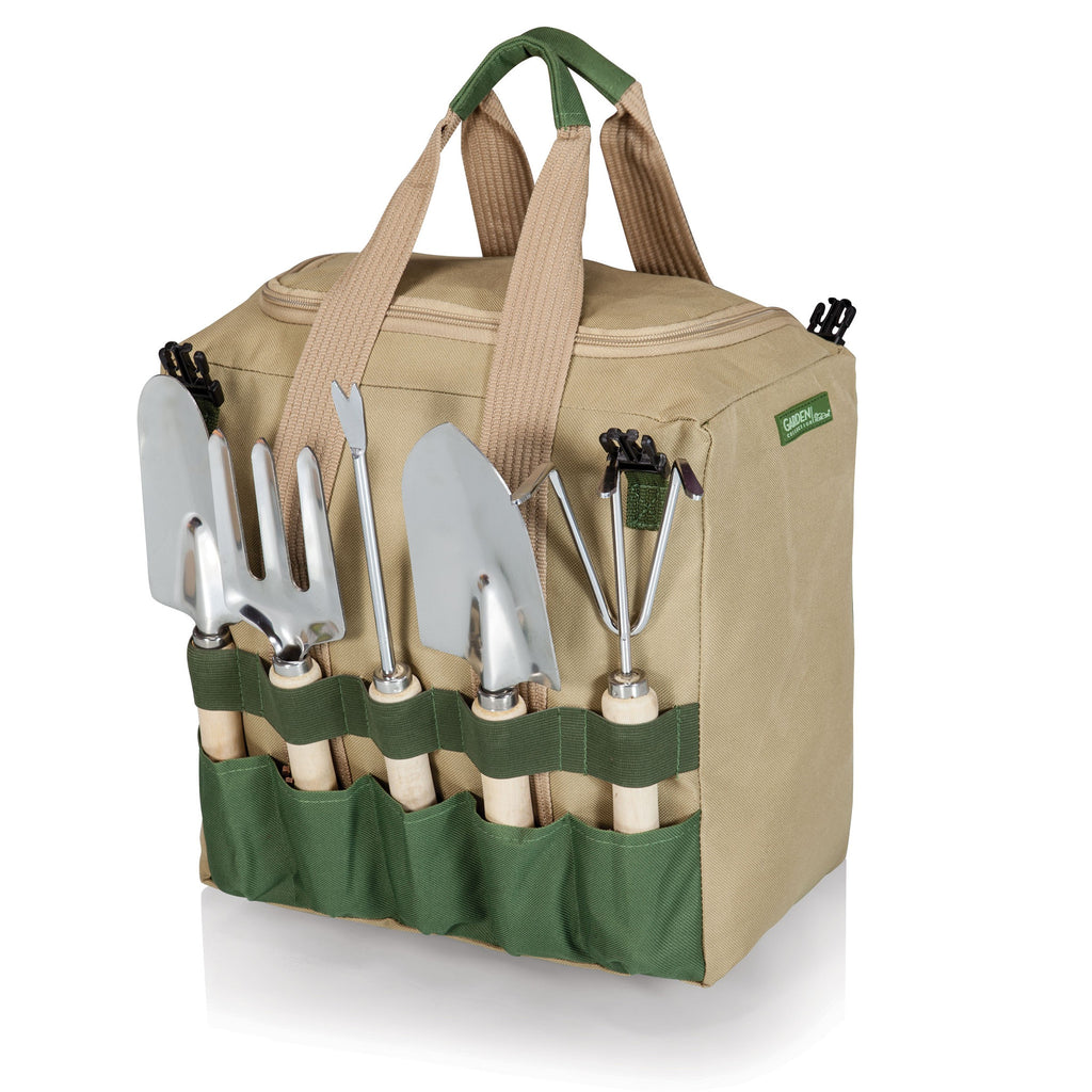 The Gardener Seat & Tote with Tools