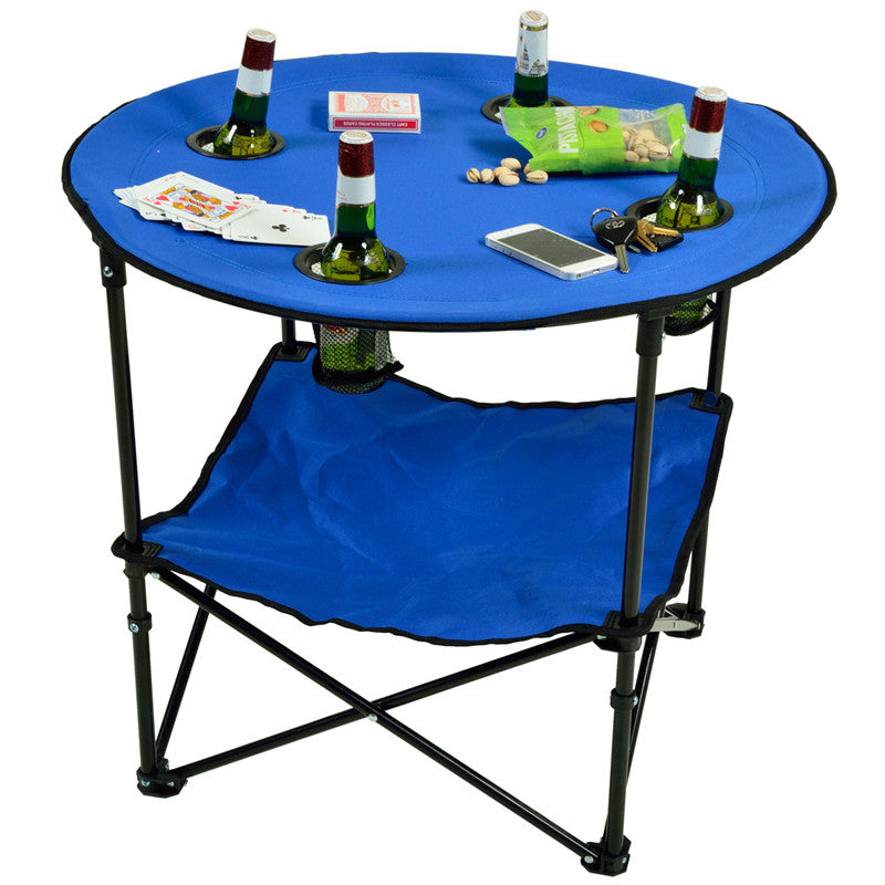 Canvas Portable Picnic Table