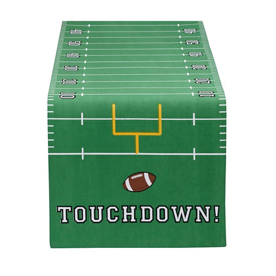 Touchdown Football Table Runner
