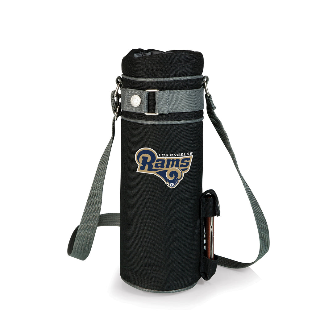 NFL Insulated Wine Sack & Corkscrew - LA Rams