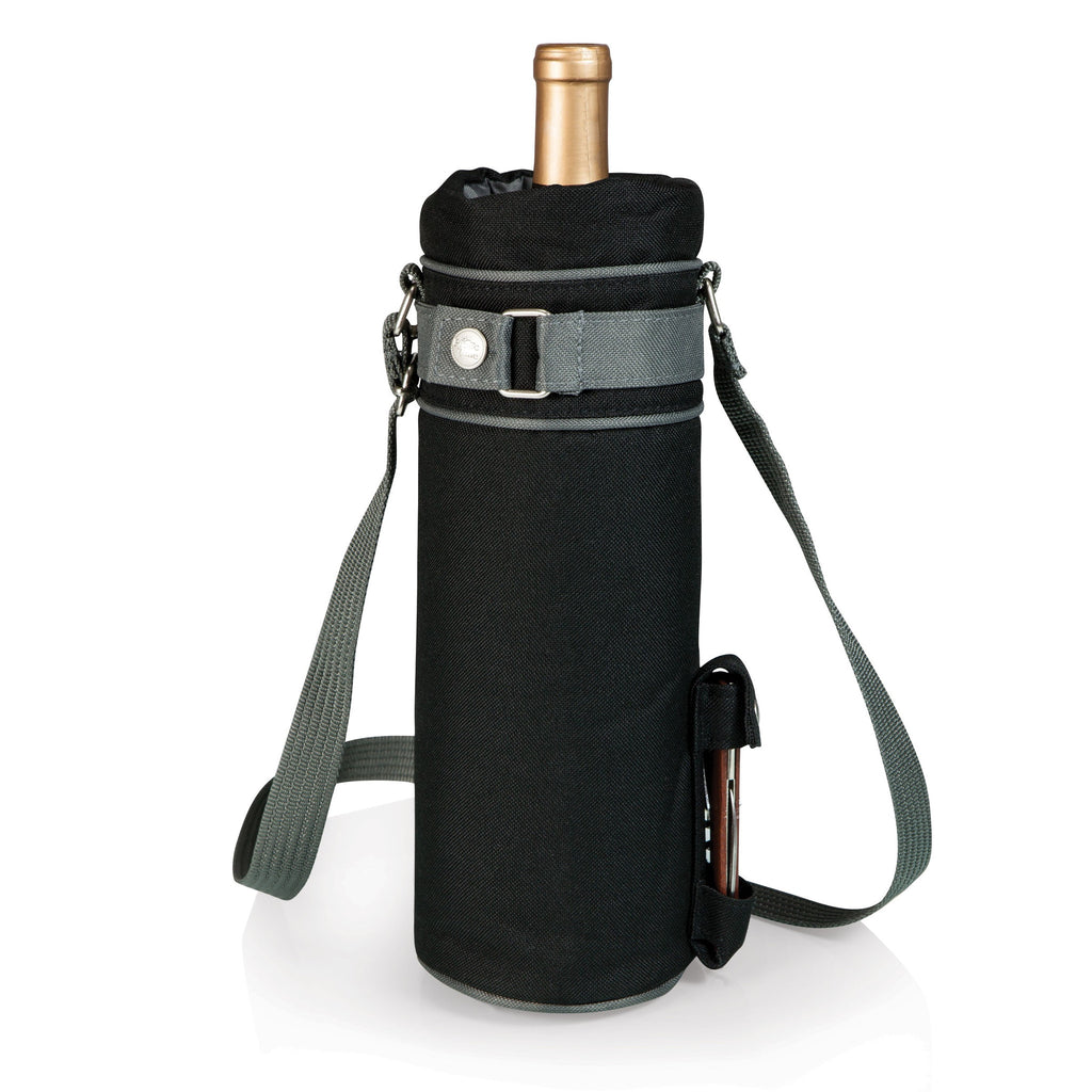 Insulated Wine Sack & Corkscrew