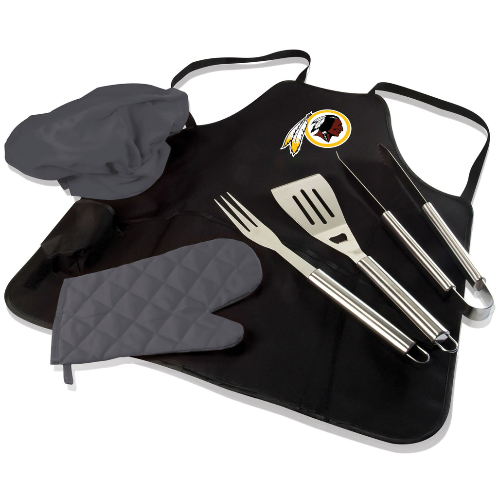 BBQ Apron Tote Pro - Washington Redskins
