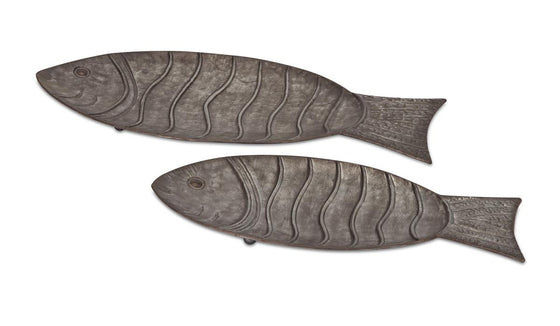 Buca Galvanized Fish Trays - Premier Home & Gifts