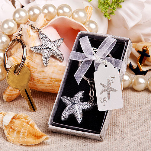 Starfish Key Chains