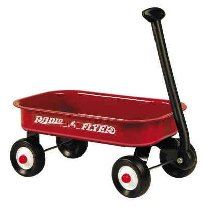 Radio Flyer Wagon - Muno and Brobee