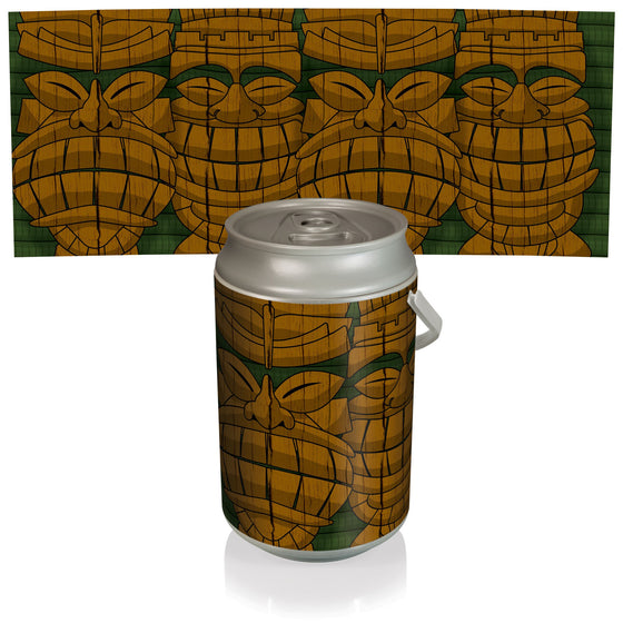 Tiki Can Cooler
