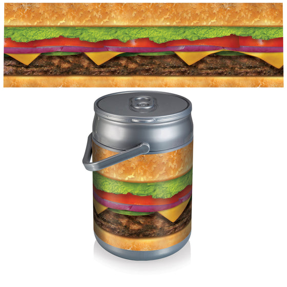 Cheeseburger Can Cooler