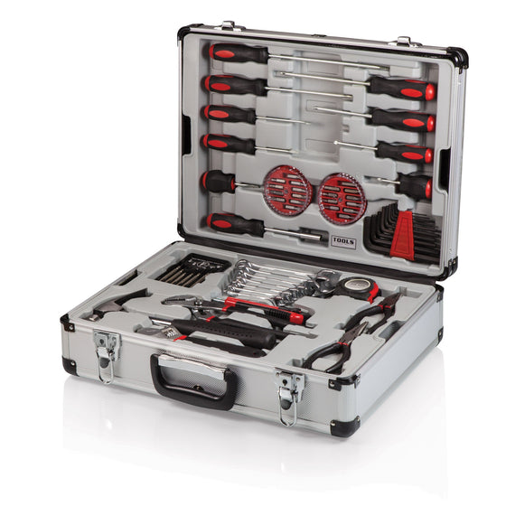 Aluminum Deluxe Tool Kit - Premier Home & Gifts