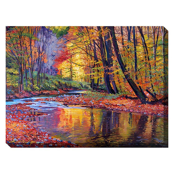 Autumn Glory Outdoor Canvas Art - Premier Home & Gifts