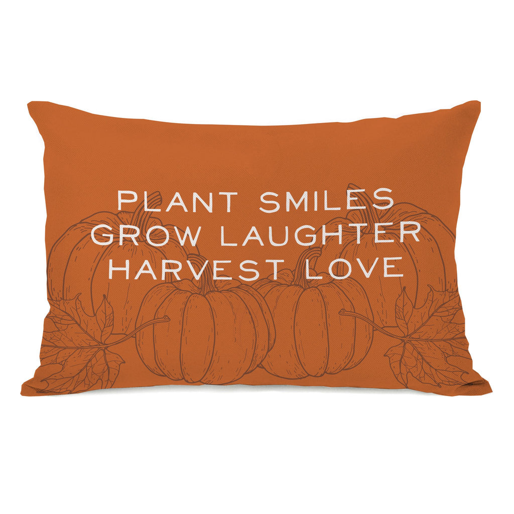Harvest Love Lumbar Throw Pillow - Fall Decor - Premier Home & Gifts