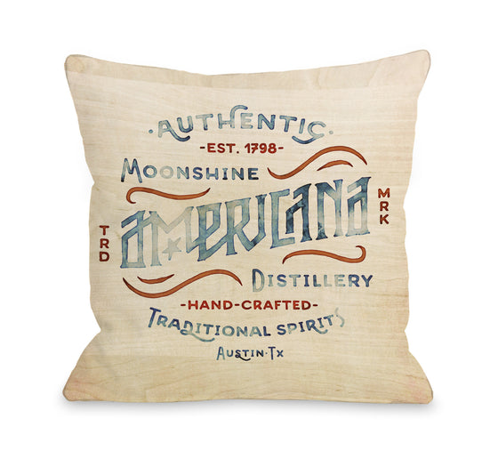 Americana Throw Pillow - Premier Home & Gifts