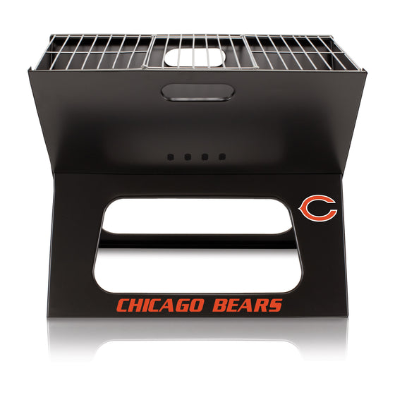X-Grill Portable Grill - Chicago Bears