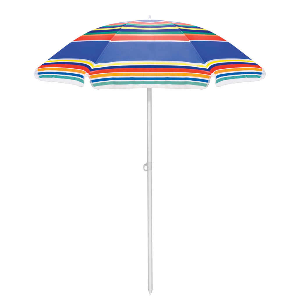 Summer Stripes Beach and Picnic Umbrella - Premier Home & Gifts
