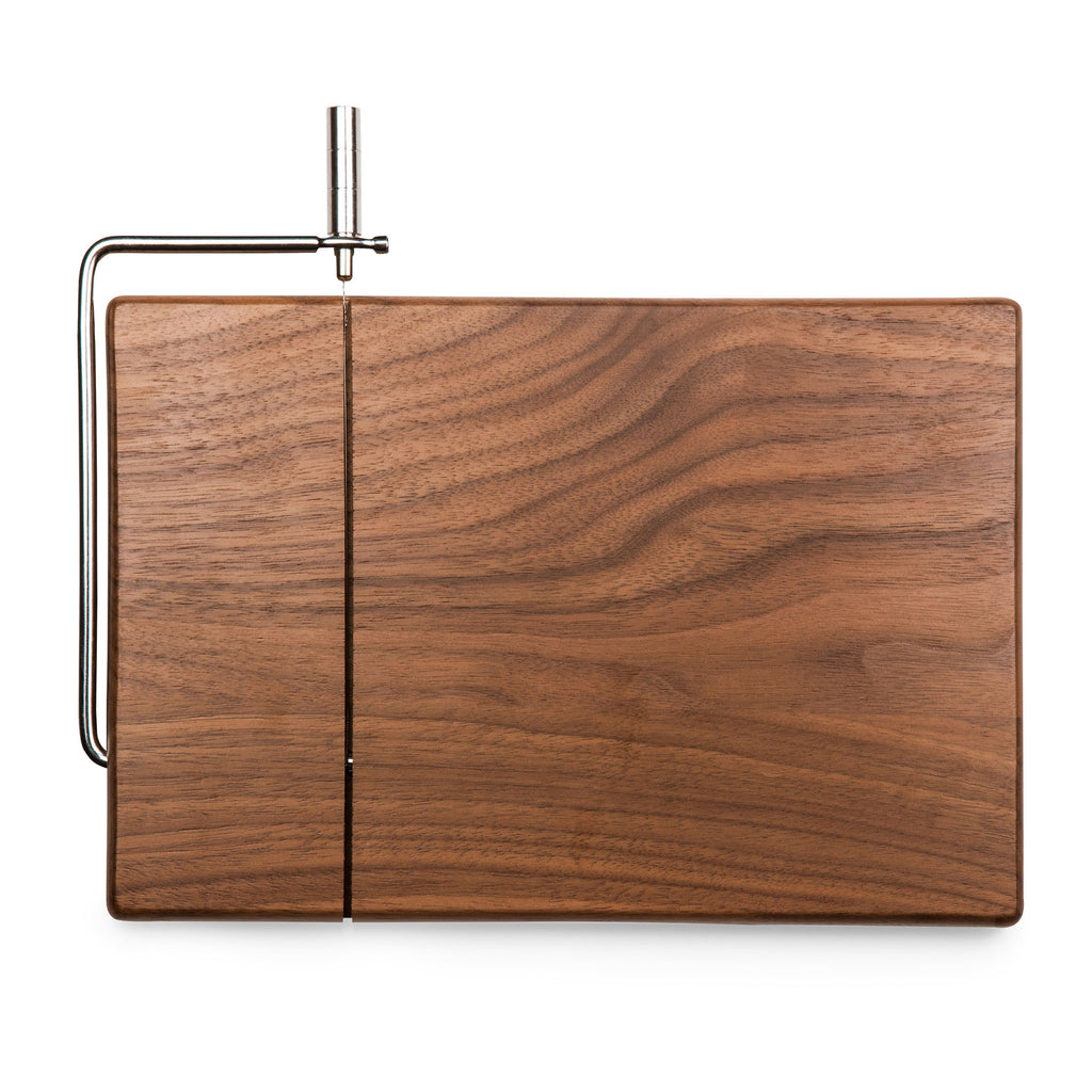 Black Walnut Cheese Slicer & Cutting Board